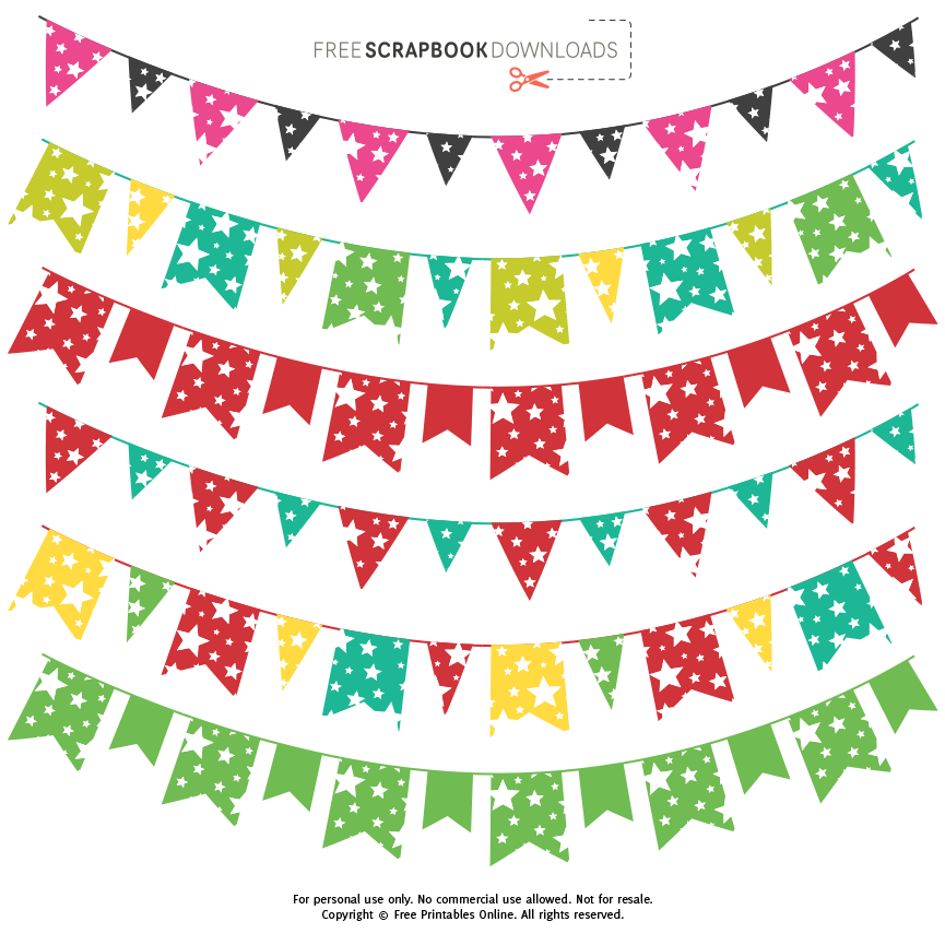 Free Digital Scrapbooking Banners Free Scrapbook Downloads